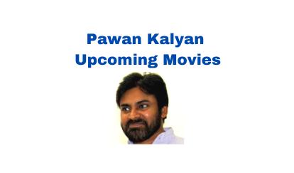 pawan kalyan upcoming movies list