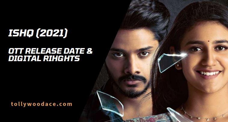 ISHQ Not A Love Story OTT Release Date