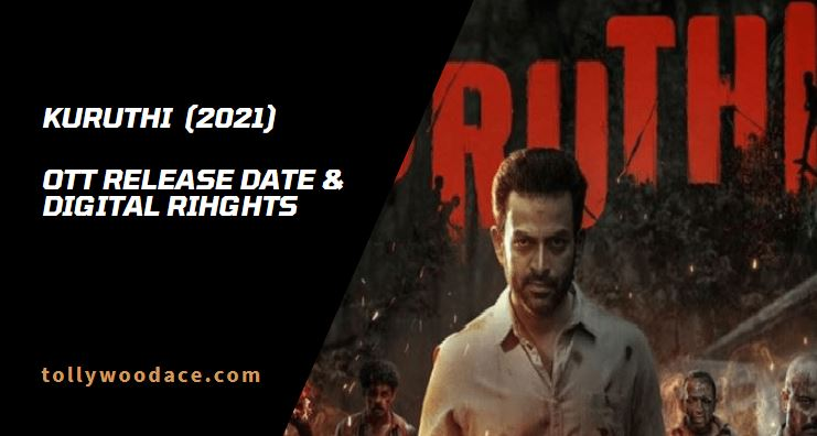 Kuruthi OTT Release Date Amazon Prime Video