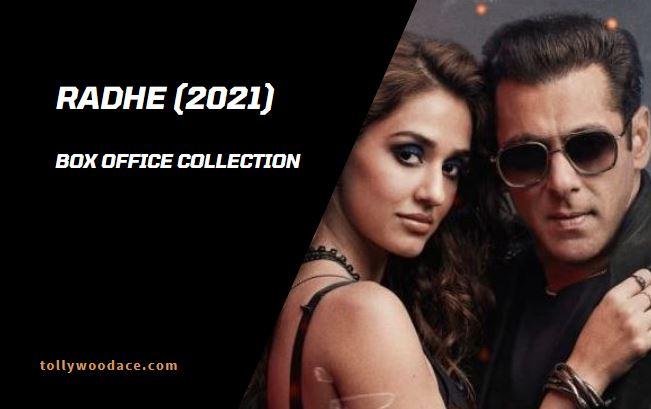 Radhe Box Office Collection