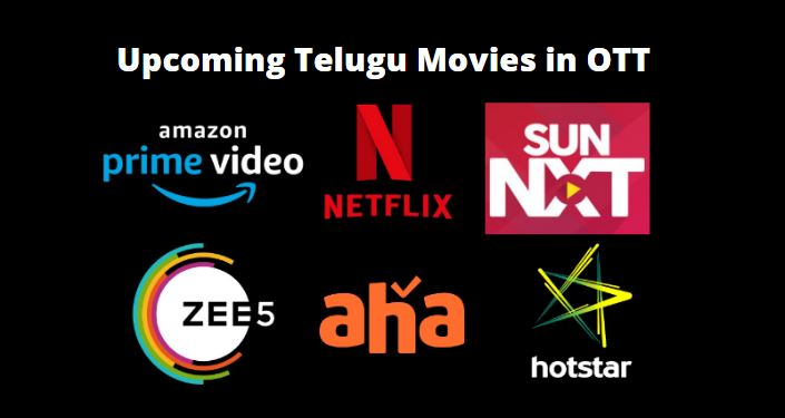 upcoming telugu movies on ott platform