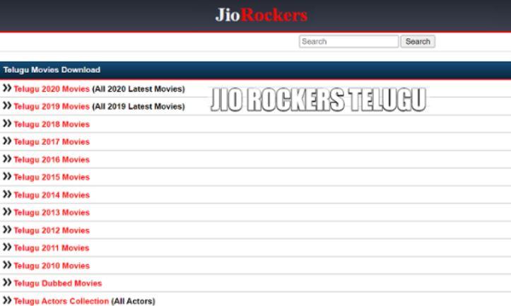 jio rockers telugu movies 2021 download
