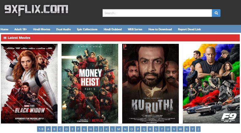 9xflix movies 2021 hindi dubbed movies download