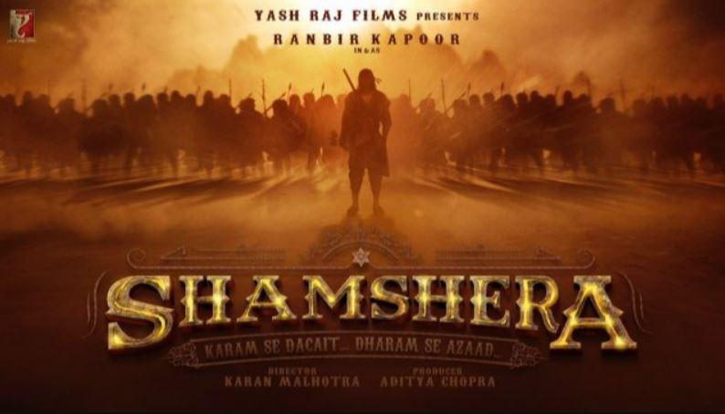 Shamshera OTT Release Date